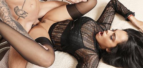 MomXXX: Katrina Moreno - Sexy Lingerie Surprise From MILF (1080p)