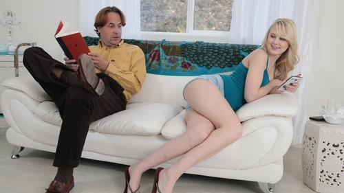 Family Hookups: Lily Rader - Weekend At My Uncle's (1080p)