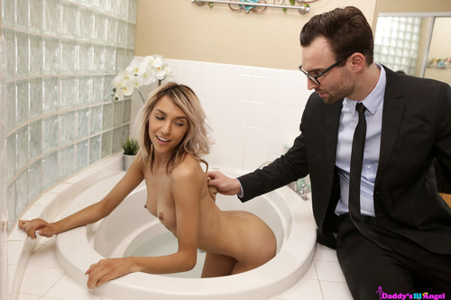 Daddy's Lil Angel: Hime Marie - Anal Pleasures (1080p)