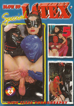 Blow Up Latex Special | Free Vintage Old Adult Erotic Porn ...