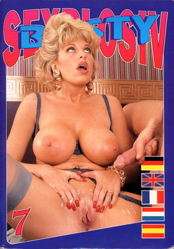 Busty porno magazine