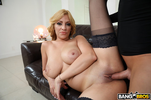 Big Tits Round Asses: Jazmyn - Cummin All Over Juicy Big Tits Is Great (1080p)