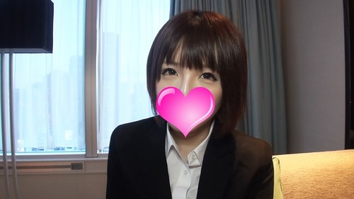 【オボワz☆ 投稿作品】美人でスレンダーな、可愛い新入社員のかえでちゃんに中出し!【個撮】