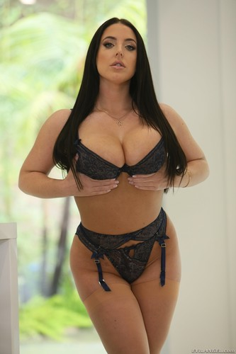 Evil Angel: Angela White - Voluptuous Angela White: Anal Lewdness (1080p)