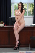 XXX Sample - Ashly Anderson - Naughty Office 06-19