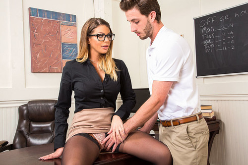 My First Sex Teacher - Brooklyn Chase (1080p)