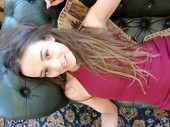 Dominika C - Selfie Set Again With Butterfly Close Up 07-23