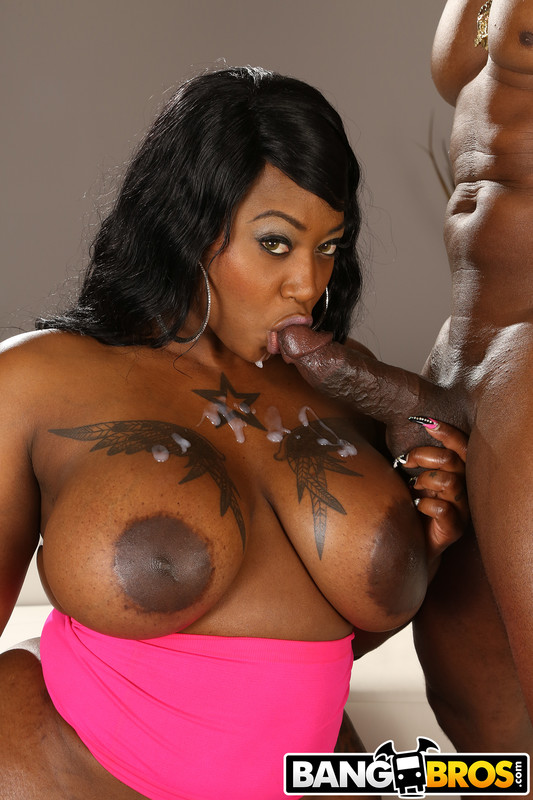 Victoria Cakes - Giant Ebony Booty ## BANG BROS