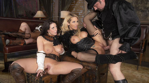 Wicked Pictures: Jessica Drake, Mercedes Carrera, Angela White - Carnal (1080p)